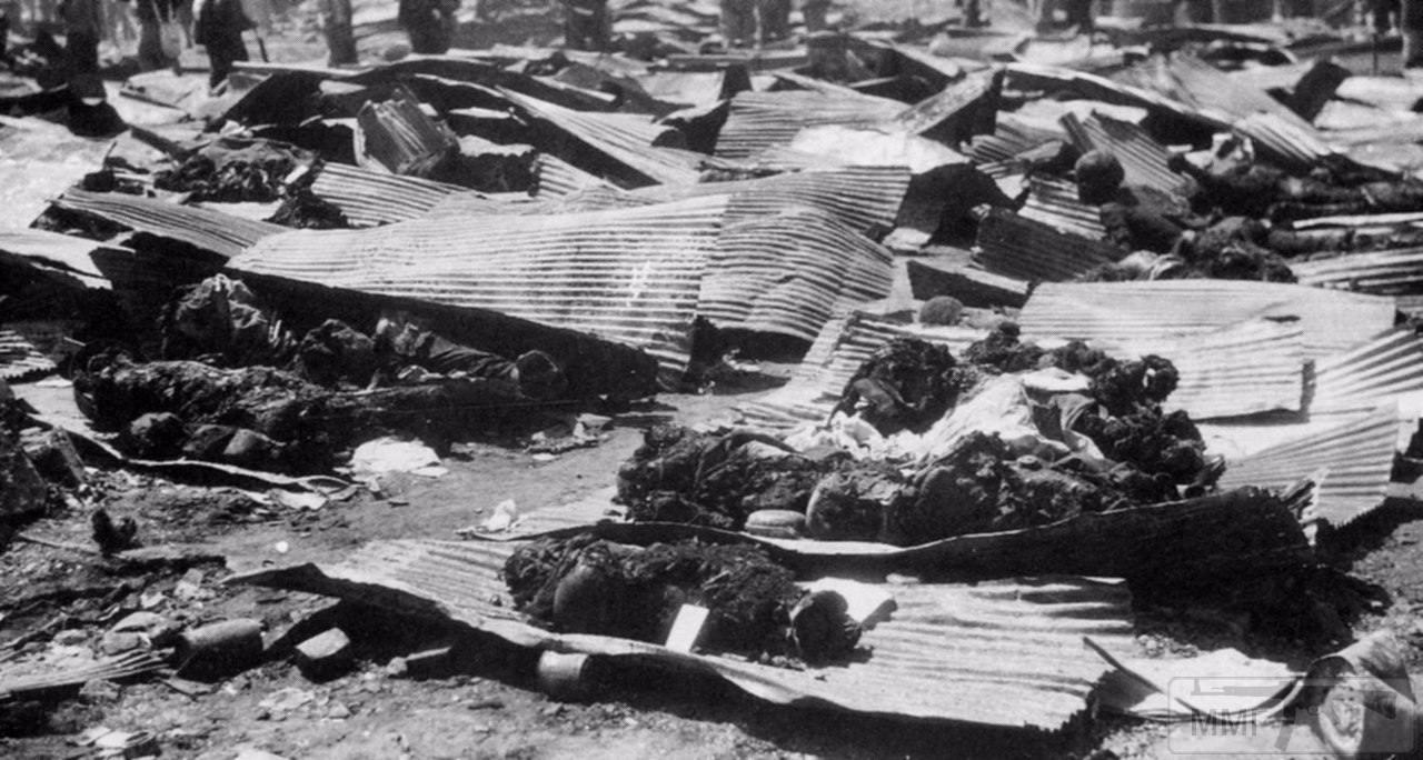 14700 - Стратегические бомбардировки Германии и Японии