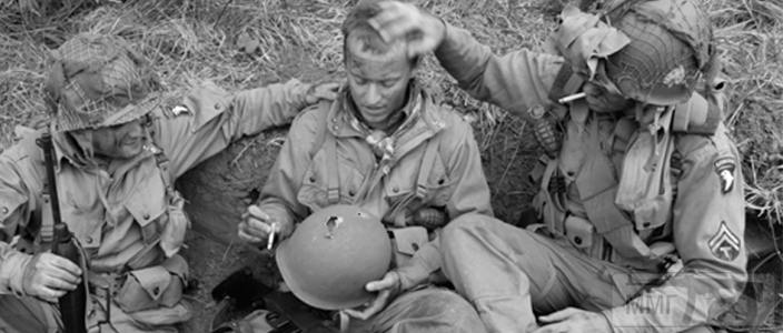 14985 - Военное фото 1939-1945 г.г. Западный фронт и Африка.