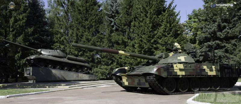15013 - Танк, типа агрессор или чего бздит новороссия.