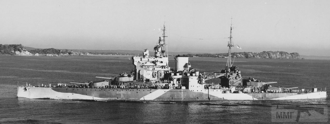 15076 - Броненосцы, дредноуты, линкоры и крейсера Британии