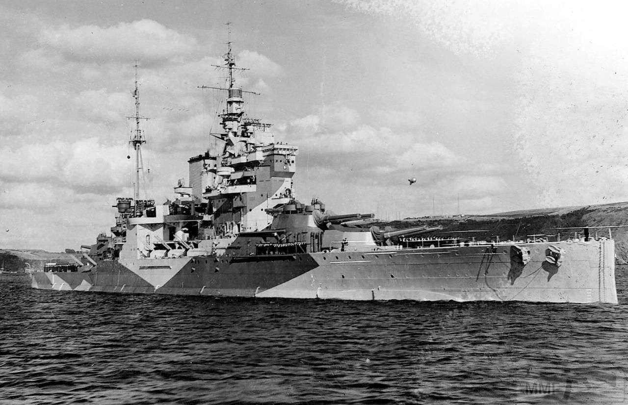 15077 - Броненосцы, дредноуты, линкоры и крейсера Британии