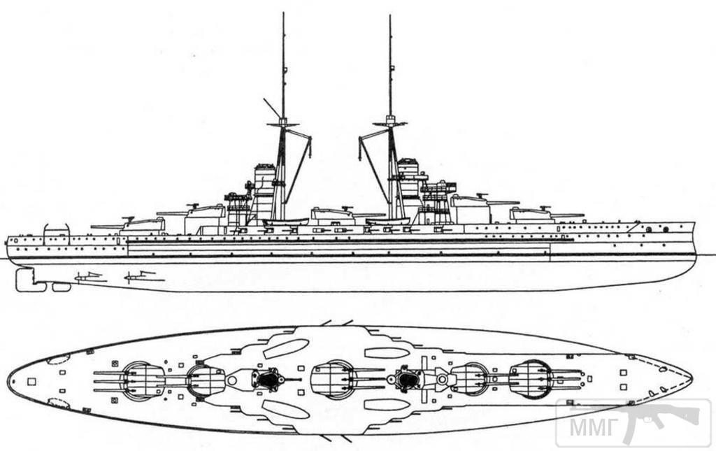 15117 - Regia Marina - Italian Battleships Littorio Class и другие...