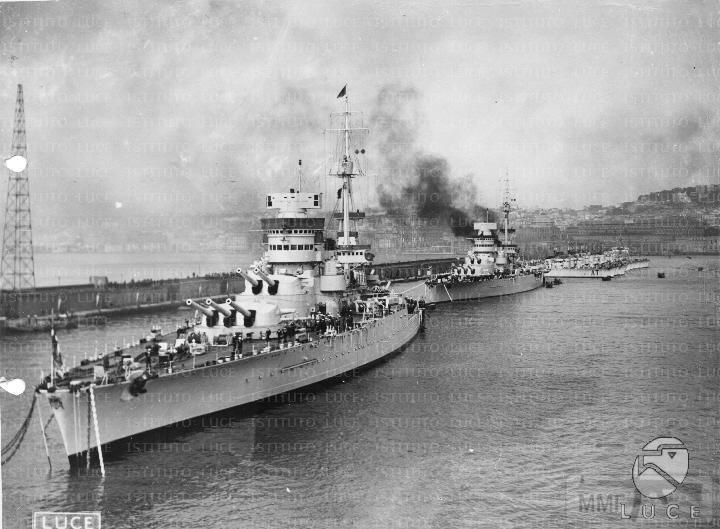 15120 - Regia Marina - Italian Battleships Littorio Class и другие...