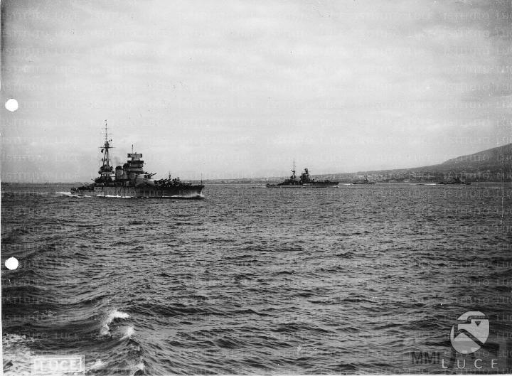 15124 - Regia Marina - Italian Battleships Littorio Class и другие...