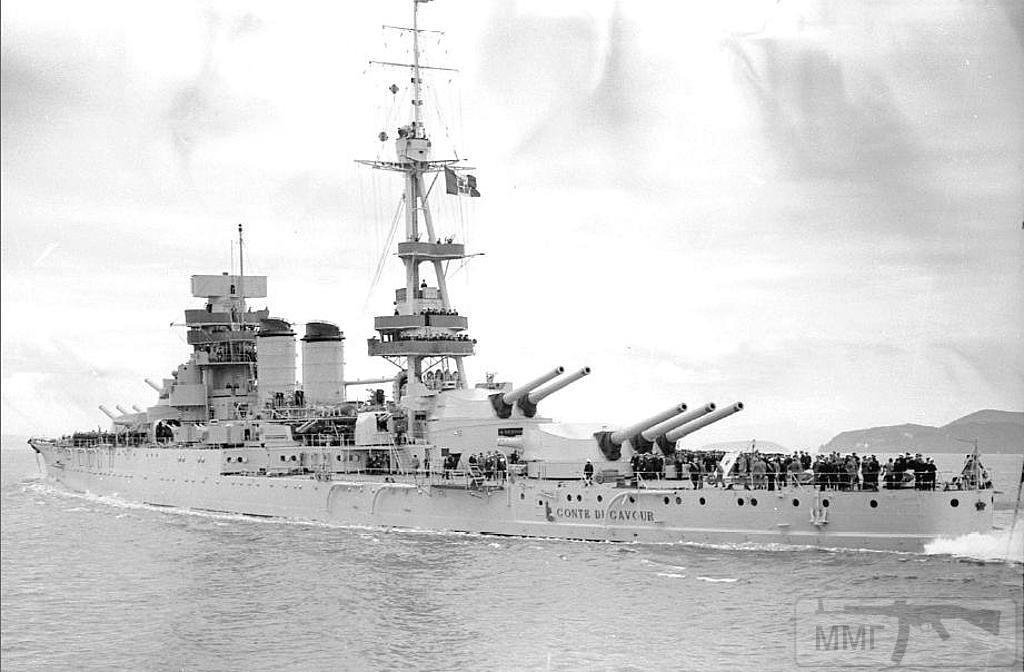 15127 - Regia Marina - Italian Battleships Littorio Class и другие...