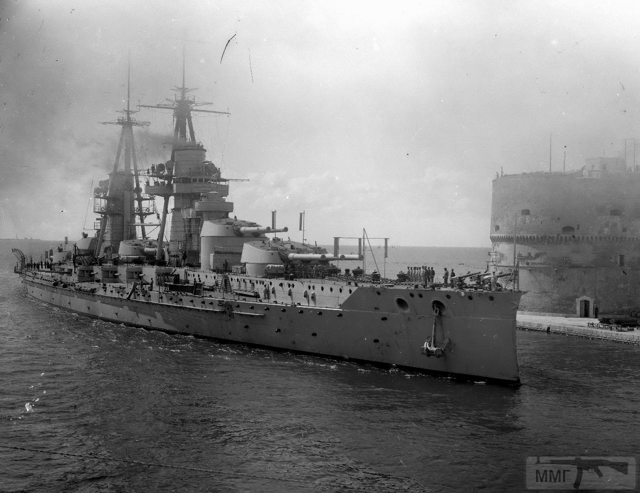 15129 - Regia Marina - Italian Battleships Littorio Class и другие...