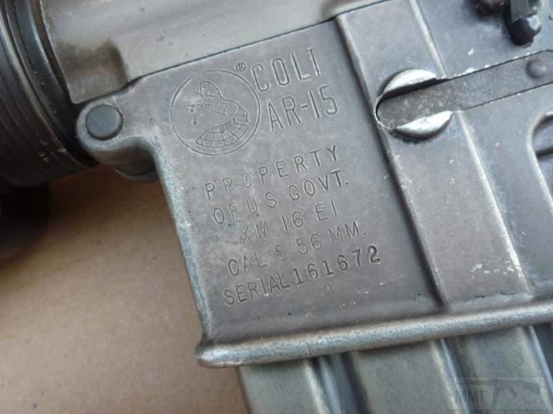 1514 - Семейство Armalite / Colt AR-15 / M16 M16A1 M16A2 M16A3 M16A4