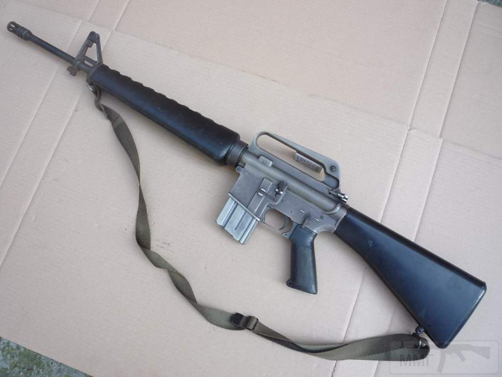 1515 - Семейство Armalite / Colt AR-15 / M16 M16A1 M16A2 M16A3 M16A4