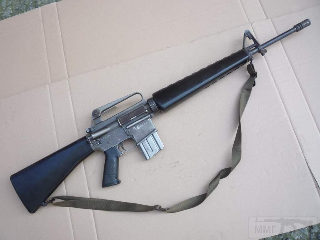 1516 - Семейство Armalite / Colt AR-15 / M16 M16A1 M16A2 M16A3 M16A4