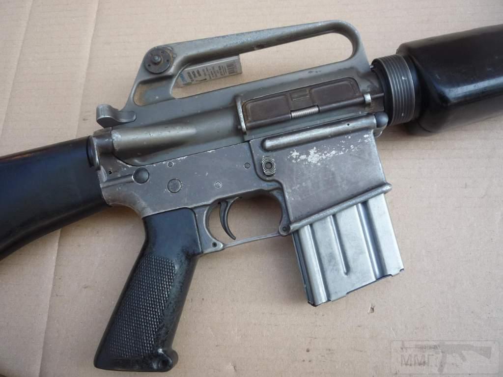 1518 - Семейство Armalite / Colt AR-15 / M16 M16A1 M16A2 M16A3 M16A4