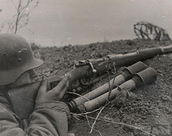 15195 - Гранаты Германской армии WW2