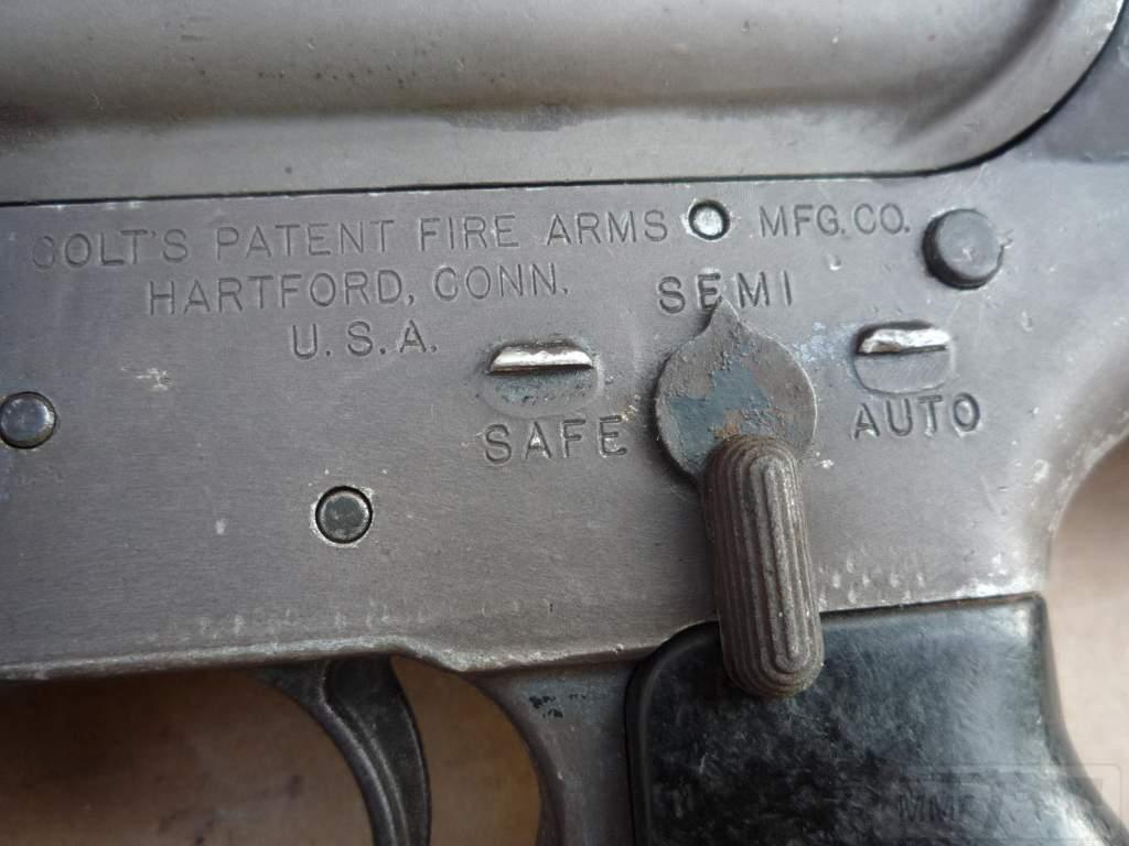 1521 - Семейство Armalite / Colt AR-15 / M16 M16A1 M16A2 M16A3 M16A4