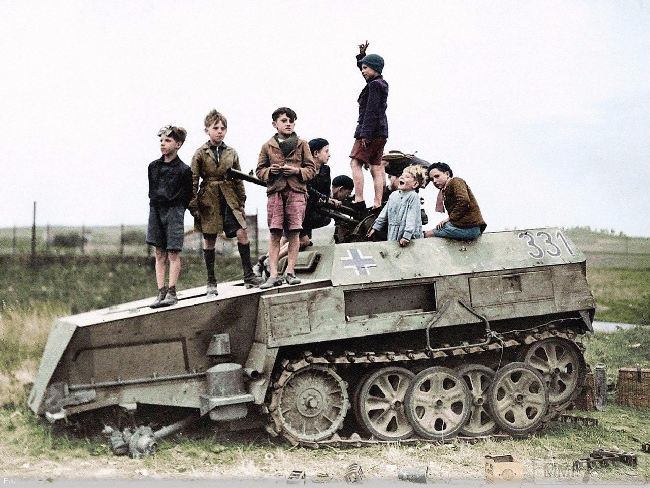 15257 - Военное фото 1939-1945 г.г. Западный фронт и Африка.