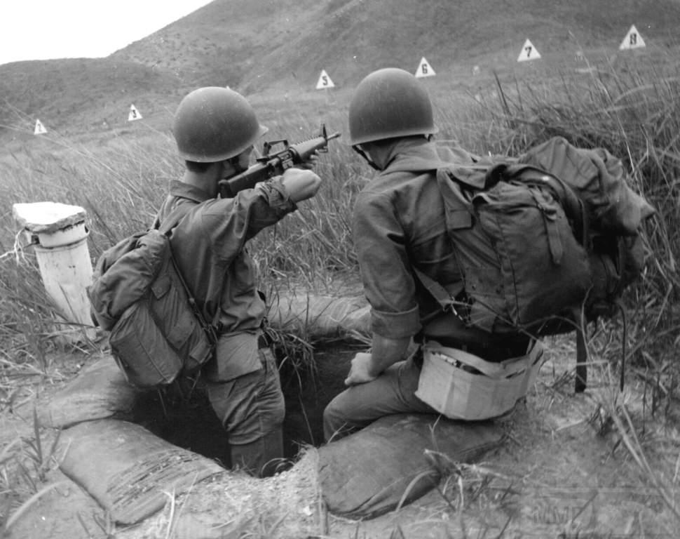 1527 - Семейство Armalite / Colt AR-15 / M16 M16A1 M16A2 M16A3 M16A4