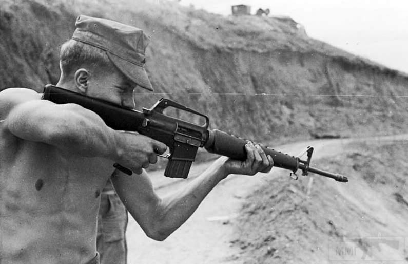 1529 - Семейство Armalite / Colt AR-15 / M16 M16A1 M16A2 M16A3 M16A4