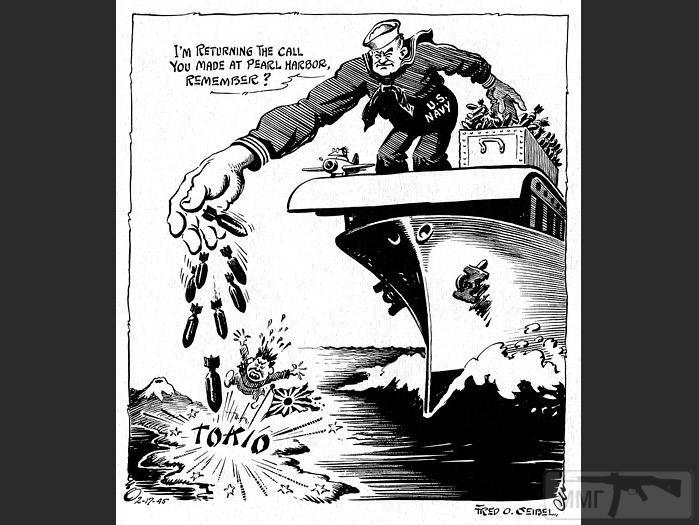 15358 - Военное фото 1941-1945 г.г. Тихий океан.