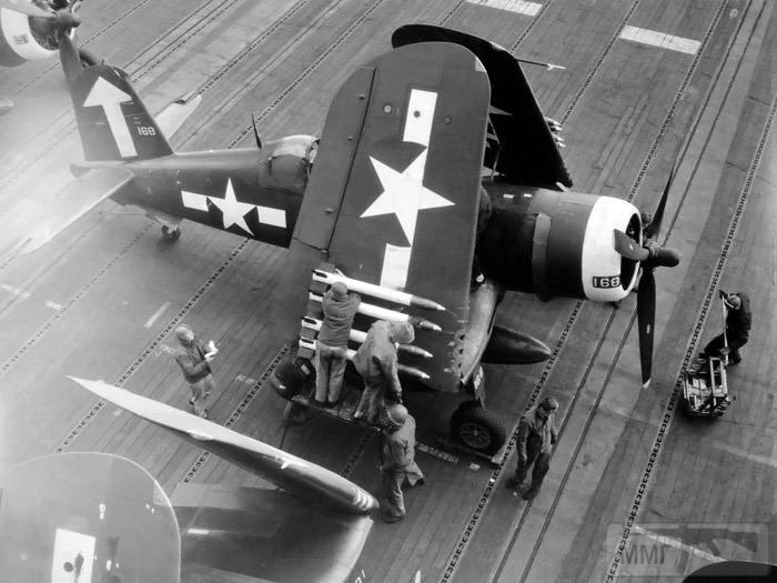 15359 - Военное фото 1941-1945 г.г. Тихий океан.