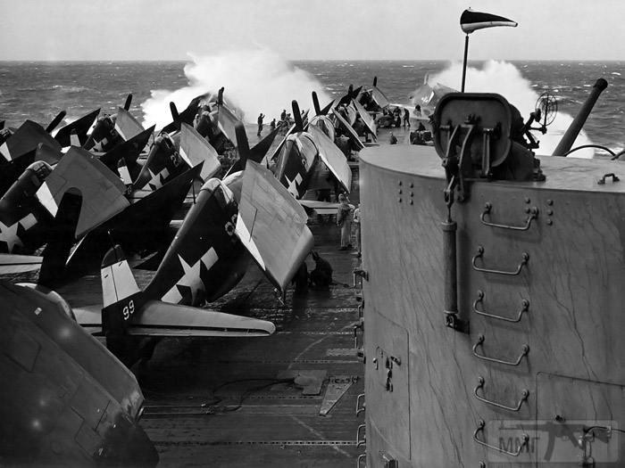 15360 - Военное фото 1941-1945 г.г. Тихий океан.