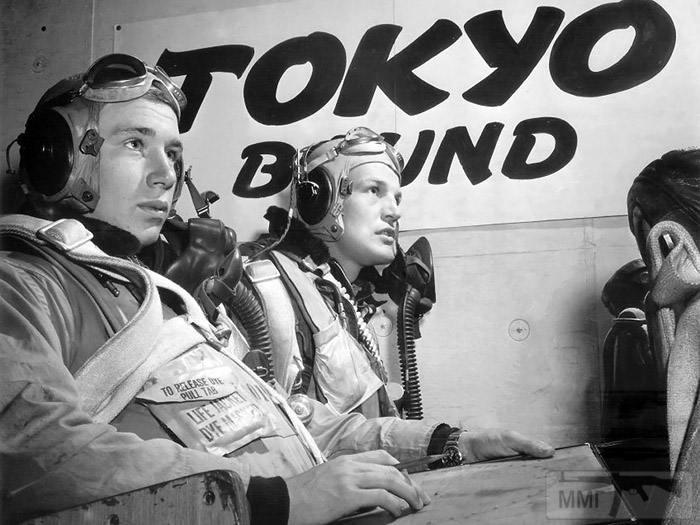 15361 - Военное фото 1941-1945 г.г. Тихий океан.