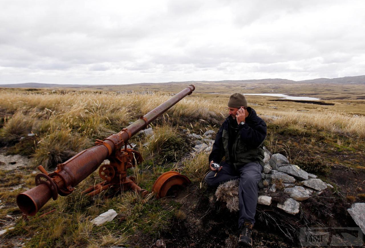 15381 - Фолклендская война