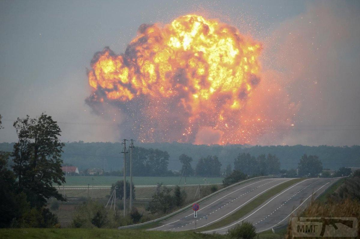 15401 - У нас пожар. Снова горит склад с боеприпасами