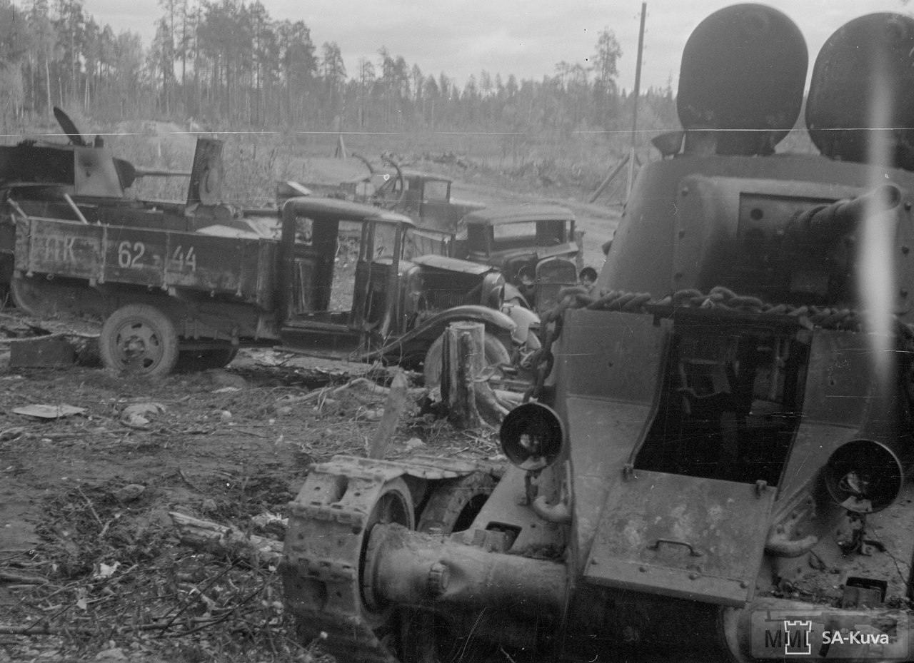 15440 - Восточный фронт - Карелия