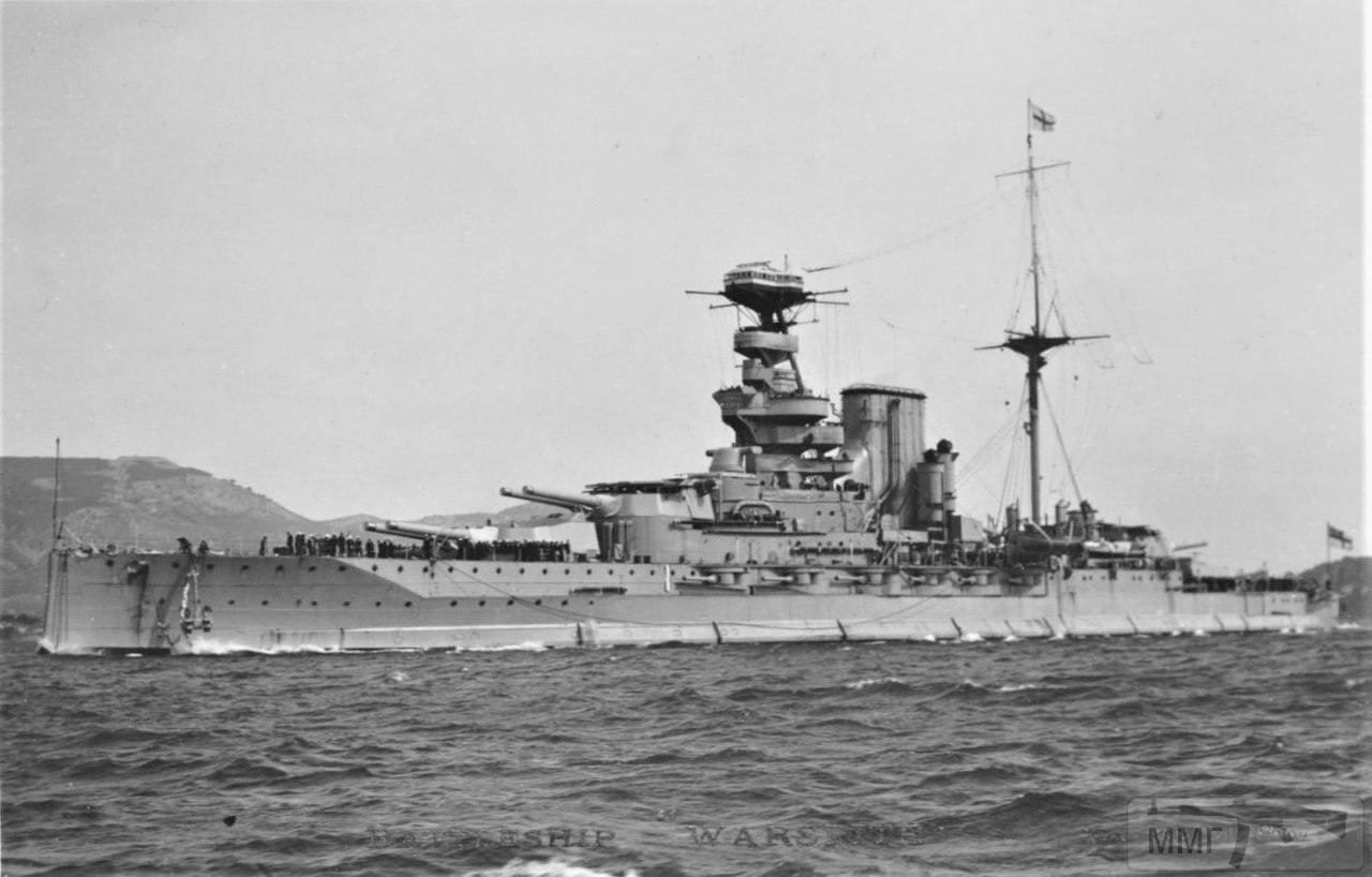 15444 - Броненосцы, дредноуты, линкоры и крейсера Британии