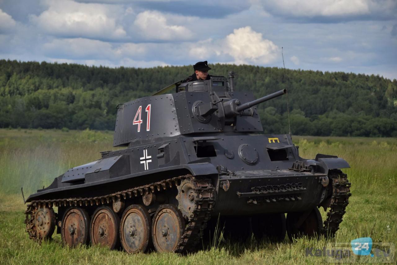 15454 - Деревянный танк
