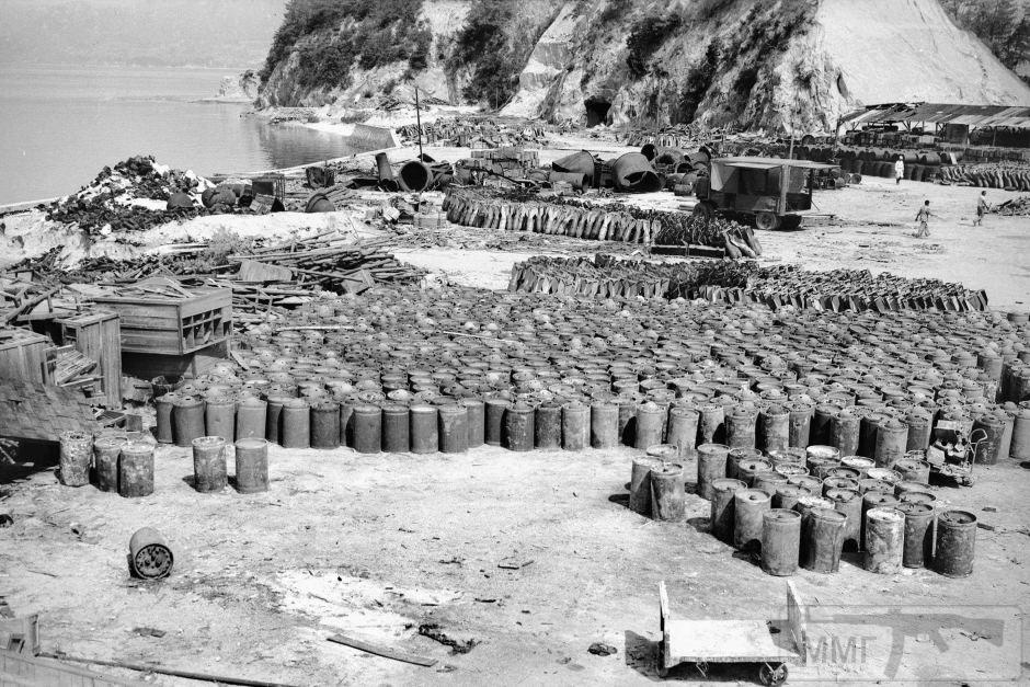 15469 - Военное фото 1941-1945 г.г. Тихий океан.