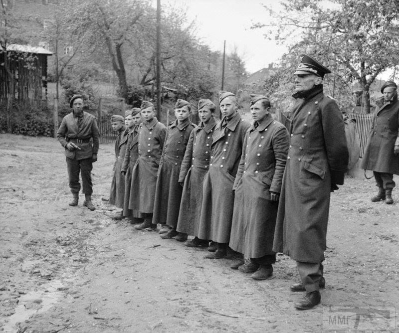 15574 - Военное фото 1939-1945 г.г. Западный фронт и Африка.