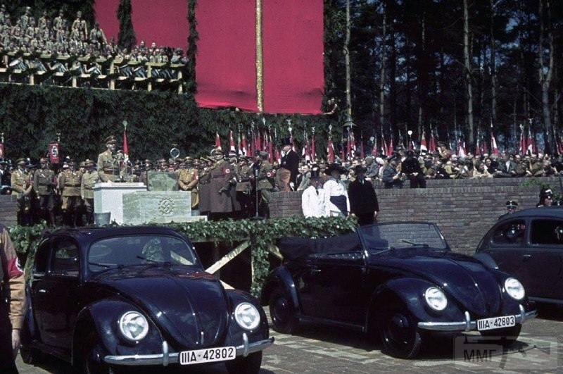 15576 - Легковые автомобили Третьего рейха