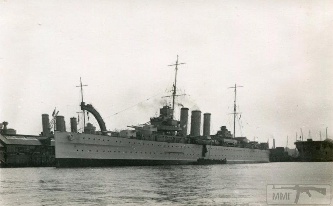 15634 - Броненосцы, дредноуты, линкоры и крейсера Британии