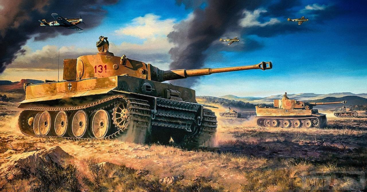 15638 - Achtung Panzer!