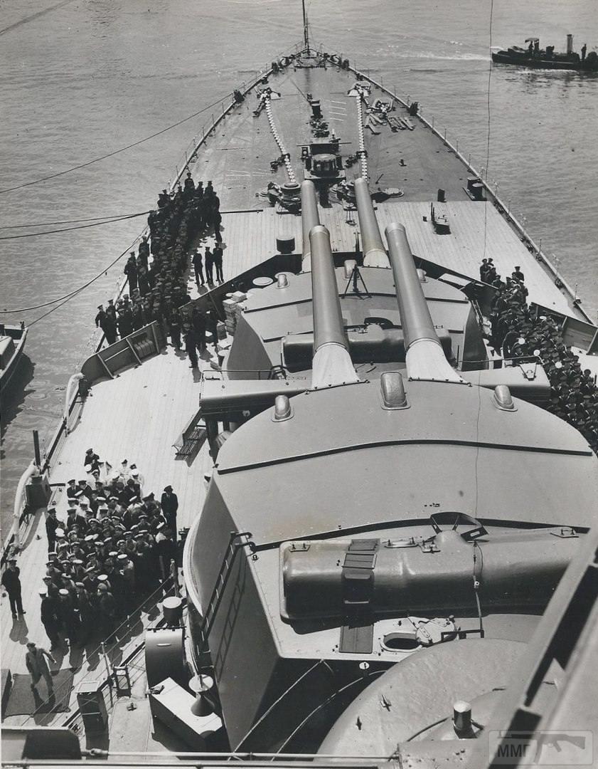 15655 - Броненосцы, дредноуты, линкоры и крейсера Британии