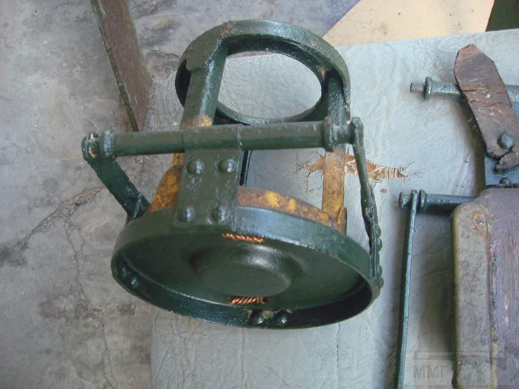 1568 - гильзы и остатки укупорки 105 мм(ганс)