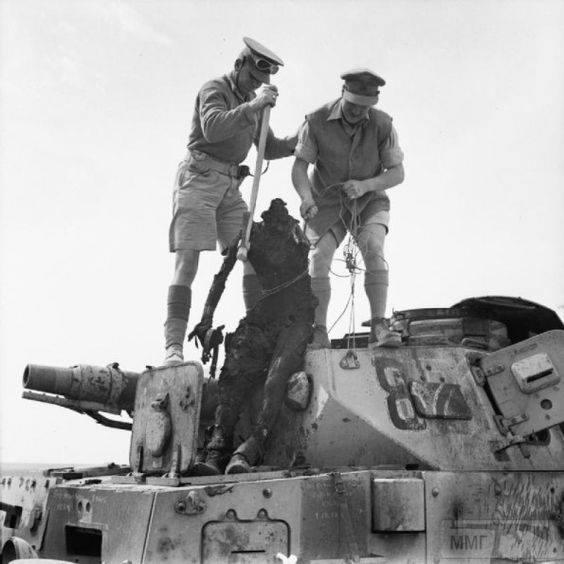 15751 - Военное фото 1939-1945 г.г. Западный фронт и Африка.