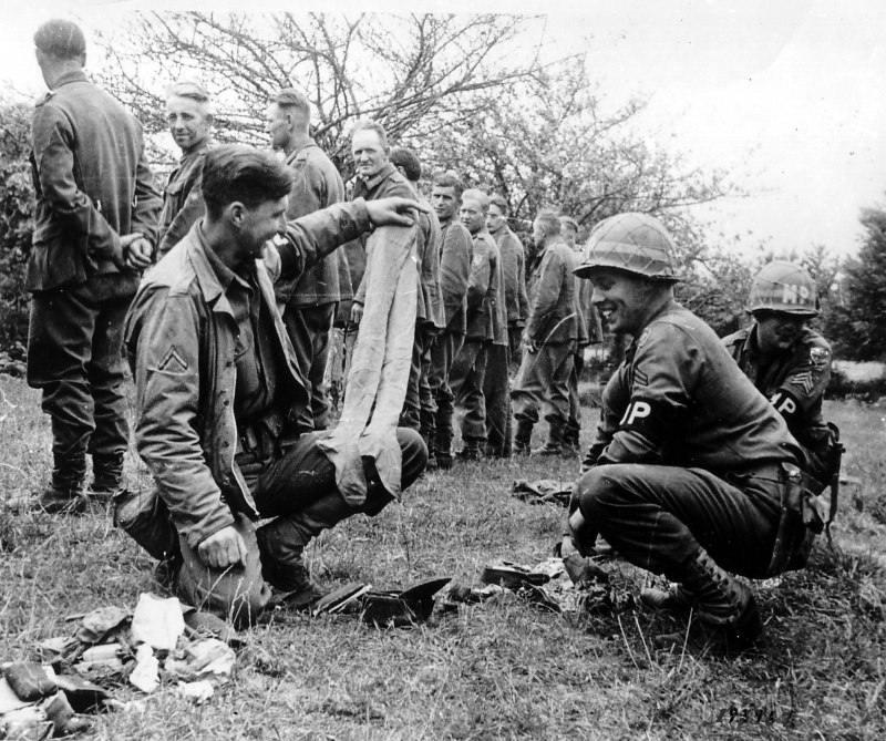 15826 - Военное фото 1939-1945 г.г. Западный фронт и Африка.