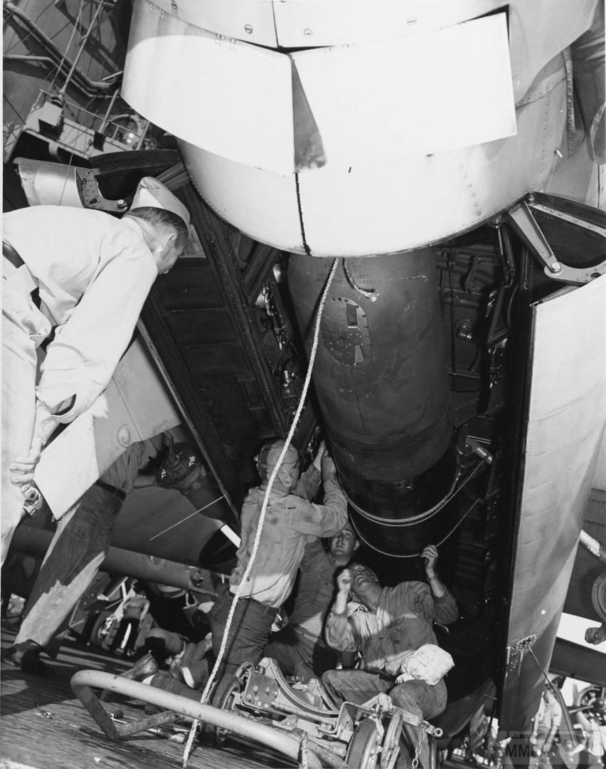15851 - Военное фото 1941-1945 г.г. Тихий океан.