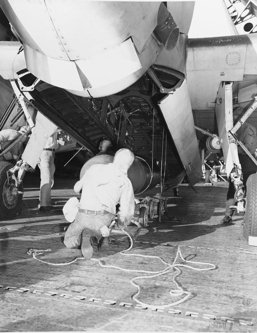 15852 - Военное фото 1941-1945 г.г. Тихий океан.