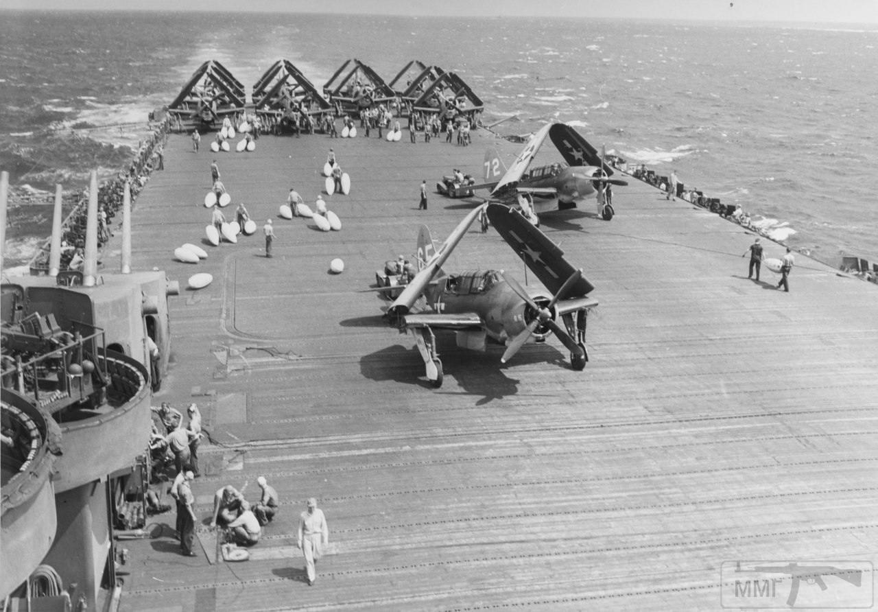 15853 - Военное фото 1941-1945 г.г. Тихий океан.