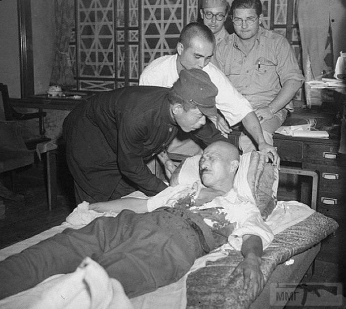 15857 - Военное фото 1941-1945 г.г. Тихий океан.