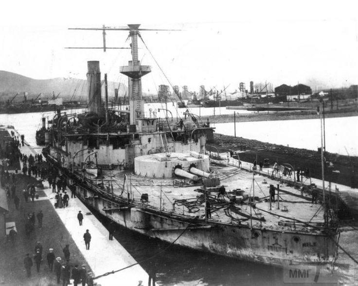 15876 - Броненосцы, дредноуты, линкоры и крейсера Британии