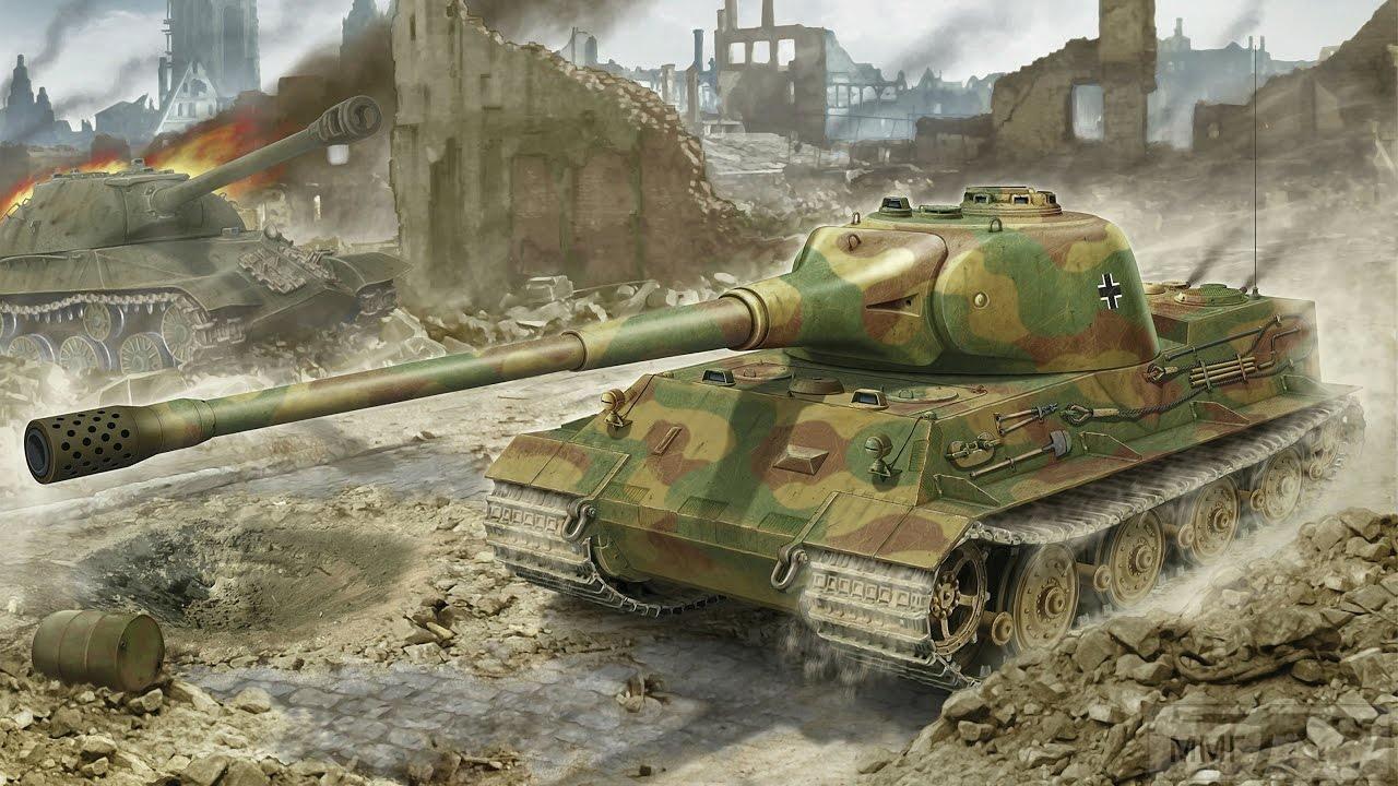15893 - Panzerkampfwagen VII «Löwe»