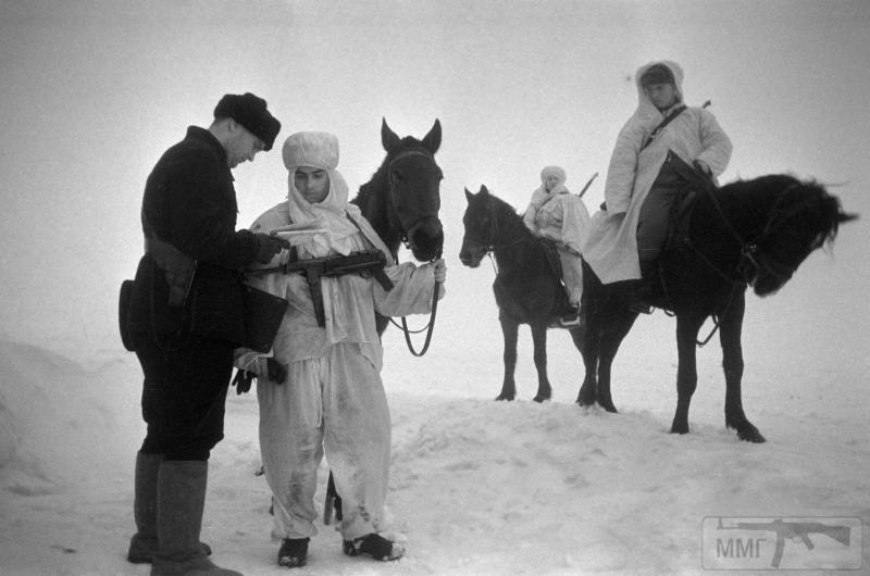 15903 - Военное фото 1941-1945 г.г. Восточный фронт.
