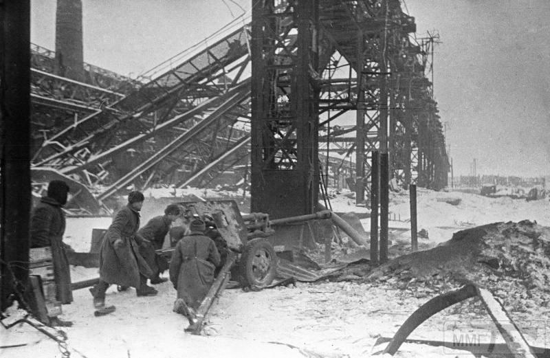 15907 - Военное фото 1941-1945 г.г. Восточный фронт.