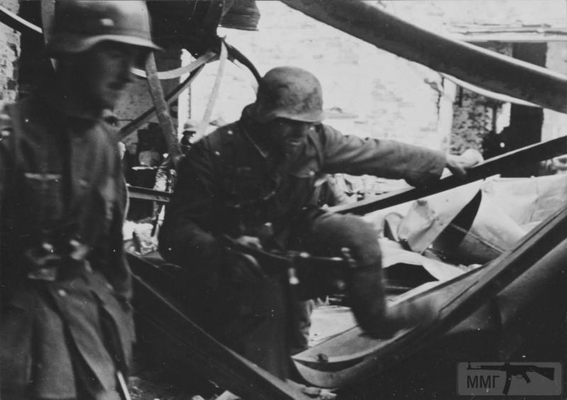 15908 - Военное фото 1941-1945 г.г. Восточный фронт.