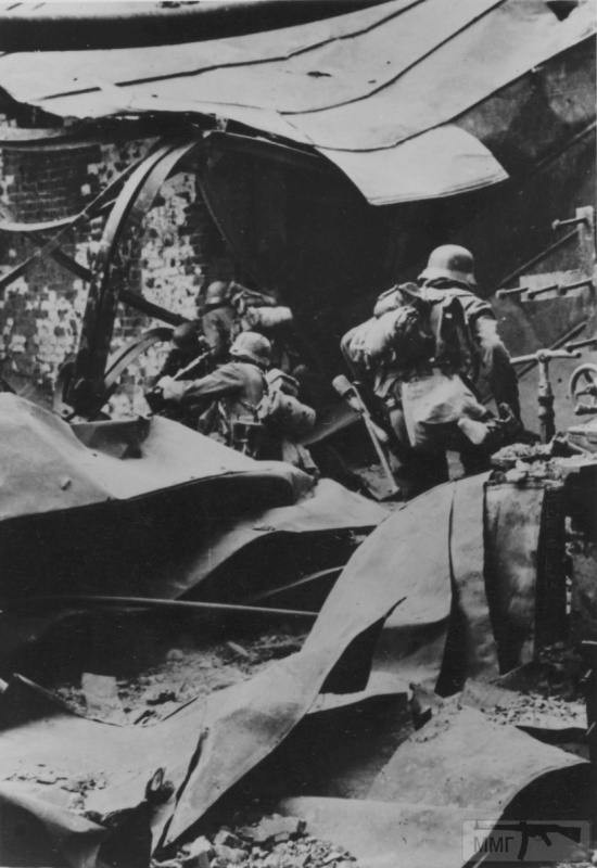 15910 - Военное фото 1941-1945 г.г. Восточный фронт.