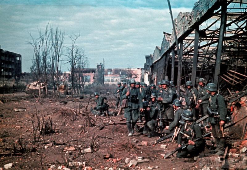 15911 - Военное фото 1941-1945 г.г. Восточный фронт.