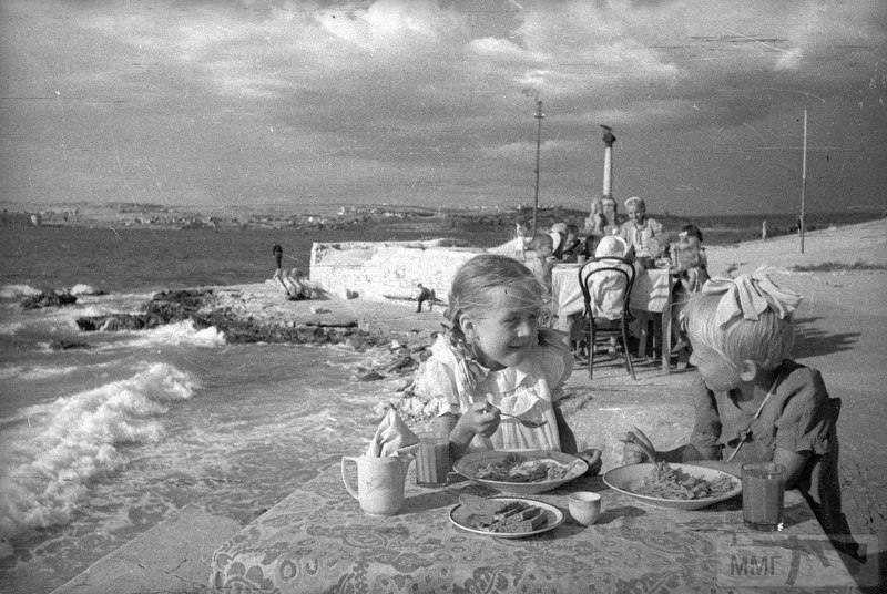 15912 - Военное фото 1941-1945 г.г. Восточный фронт.
