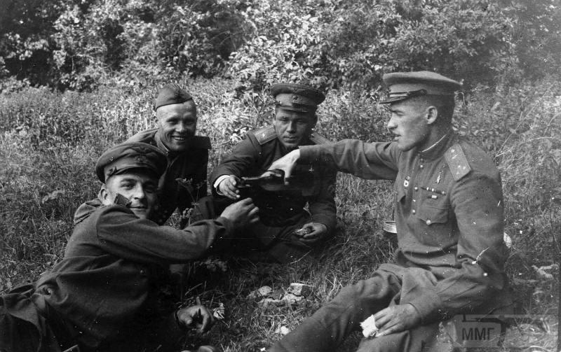 15917 - Военное фото 1941-1945 г.г. Восточный фронт.